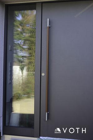 Inotherm Haustüren Ausstellung Köln