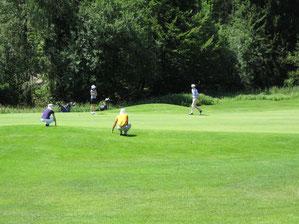 Golf Event 2011, S1 Event, Golfveranstaltung