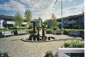Beispiel für eine Siedlung