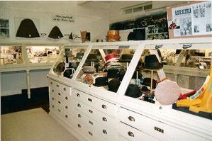 fixe Hutausstellung im Heimatmuseum Ebreichsdorf
