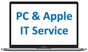 EDV Dienstleistungen rund um Windows und Apple Systeme