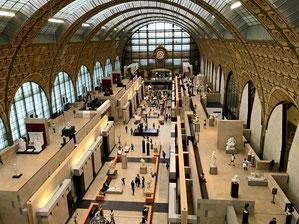 Musee d'Orsay Parigi