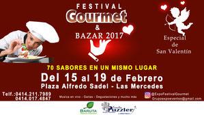 Festival Gourmet & Bazar 2017