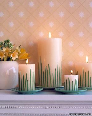 праздничные свечи-11