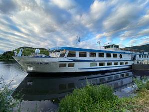 mit MS Swiss Diamond Ostsee Kreuzfahrt 2021 entlang der Ostseeküste Inseln Natur und Hansestadt Stralsund (c) Foto Viva Cruises GmbH