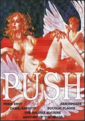 PUSH Magazine, Autum 2019