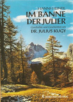 Julische Alpen, Jalovec, Tamar, Planica, Julius Kugy