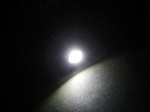 NL-180 LEDインパクト