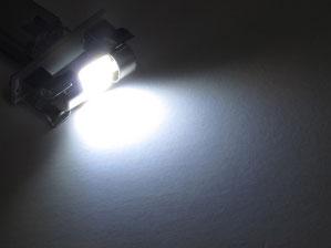 小さなボディで明るく広く照射