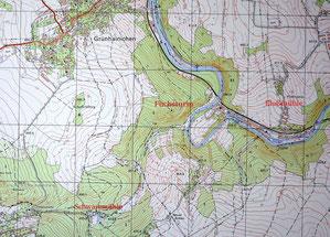 Bild: Floßmühle Wünschendorf Erzgebirge