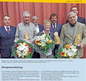 Bild: Wünschendorf Chronik 2014