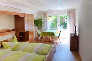 Ferienappartement für 1-2 Personen