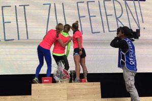 Julia Mayer Frauenlauf Wien 3. Platz Österreich