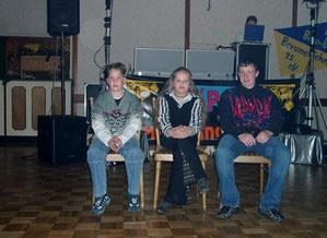 Die jüngsten dem Verein 10 Jahre angehörenden Mitglieder.