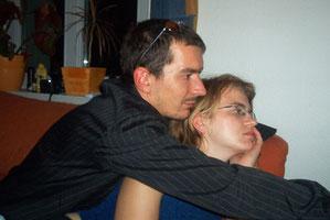 Chris und Anika aus Weimar