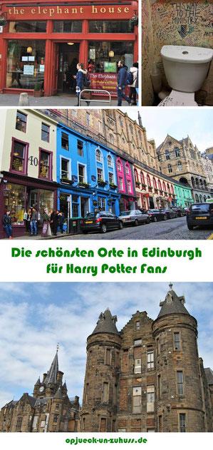 Harry Potter Fan Orte Edinburgh
