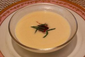 「インカの目覚めの冷たいスープ」