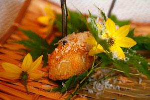 クロメスキはコロッケに似た料理 おいしかった