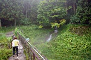 日本初のロックフィル式ダム