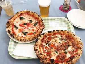 デリバリーピザよりずっと美味しかった