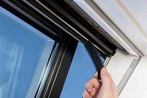 Luftfilter für Velux Dachfenster