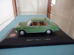Seat 124 L  (1969)