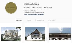 storz.architektur I Instagram I Freiburg I Schwarzwald