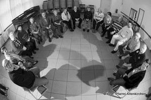 Gesprächskreis Gott und die Welt der Prot. Pfarrei Altenkirchen