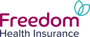 Logo von freedom health insurance