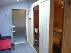 Sauna Ferienhaus Isère