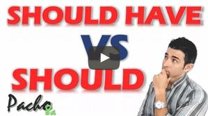 Esta es la diferencia entre SHOULD y SHOULD HAVE en inglés