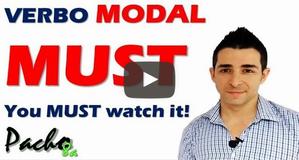 Aprende fácilmente a usar el verbo modal MUST en inglés - YOU MUST WATCH IT!