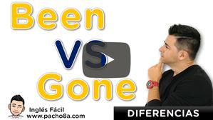6 Ejercicios para comprender la diferencia entre BEEN y GONE – Muy fácil
