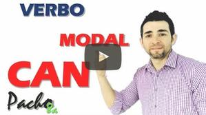 Verbo Modal Can y sus 4 posibilidades de uso y en solo 6 minutos