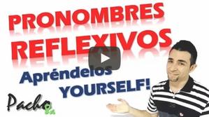 Lo que debes saber de los pronombres reflexivos en inglés - Muy fácil