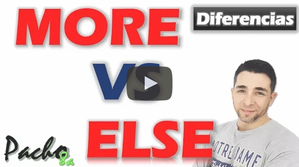 Cuándo usar MORE y ELSE en inglés - Aprende su diferencia fácilmente