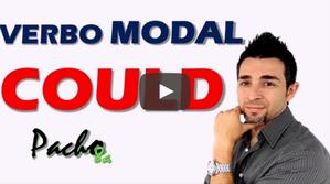 Aprende la estructura del verbo MODAL COULD en inglés - Muy fácil