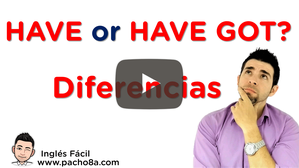 Diferencia entre HAVE and HAVE GOT - Very simple!