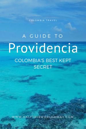 providencia Colombia