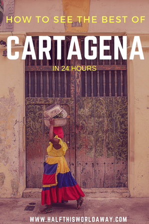 GUIDE TO CARTAGENA