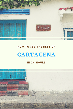 GUIDE TO CARTAGENA COLOMBIA