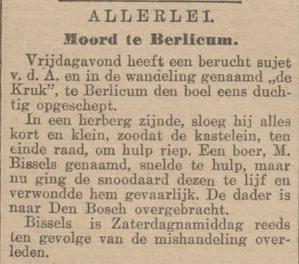 De Tijd : godsdienstig-staatkundig dagblad 01-03-1904