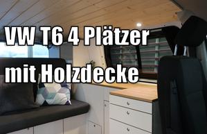 VW T6 Individualausbauvideo