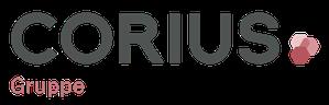 Logo der  CORIUS Gruppe
