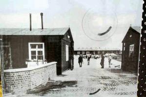 Entrée du camp de Neuengamme