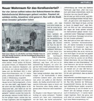 Wilhelmsburger Inselrundblick Ausgabe Mai/Juni 2016