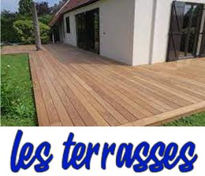 Traiter, peintre, saturer votre terrasse en bois