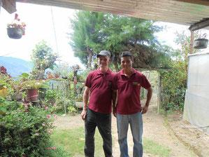 Pingo und Marcelo