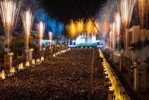 Новый год в Барселоне, праздники в Барселоне