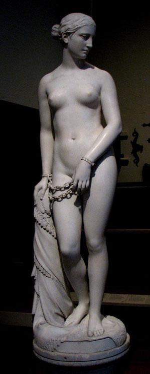 ...the greek slave